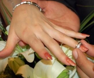 wedding fervor