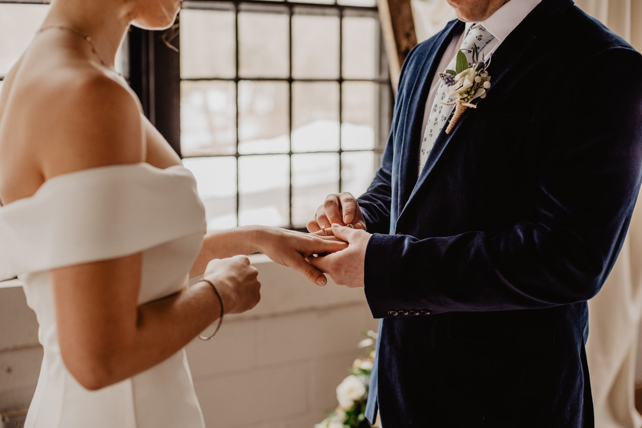 Tips for Writing Your Wedding Vow