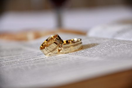 Choosing a Wedding Ring